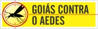 Banner: Goi�s contra o Aedes